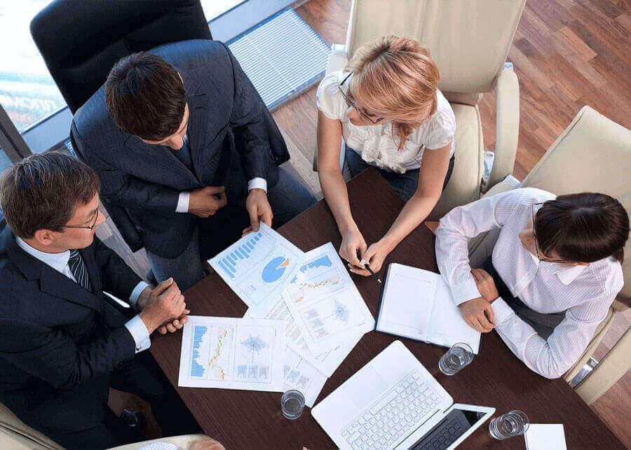 Marketing analyst team